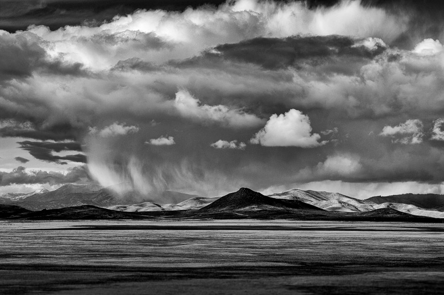 Storm over Camas Prairie, Idaho : monochrom : TIMOTHY FLOYD PHOTOGRAPHER, NATURE PHOTOGRAPHY, PHOTO ESSAYS, PHOTOJOURNALISM