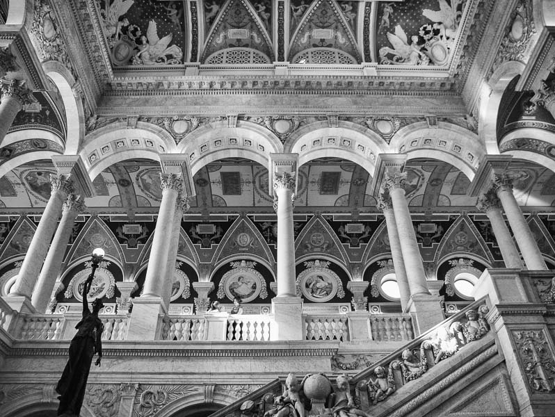 Library of Congress, Washington, DC : monochrom : TIMOTHY FLOYD PHOTOGRAPHER, NATURE PHOTOGRAPHY, PHOTO ESSAYS, PHOTOJOURNALISM