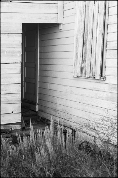 Detail of Church, Camas Prairie, Idaho : monochrom : TIMOTHY FLOYD PHOTOGRAPHER, NATURE PHOTOGRAPHY, PHOTO ESSAYS, PHOTOJOURNALISM