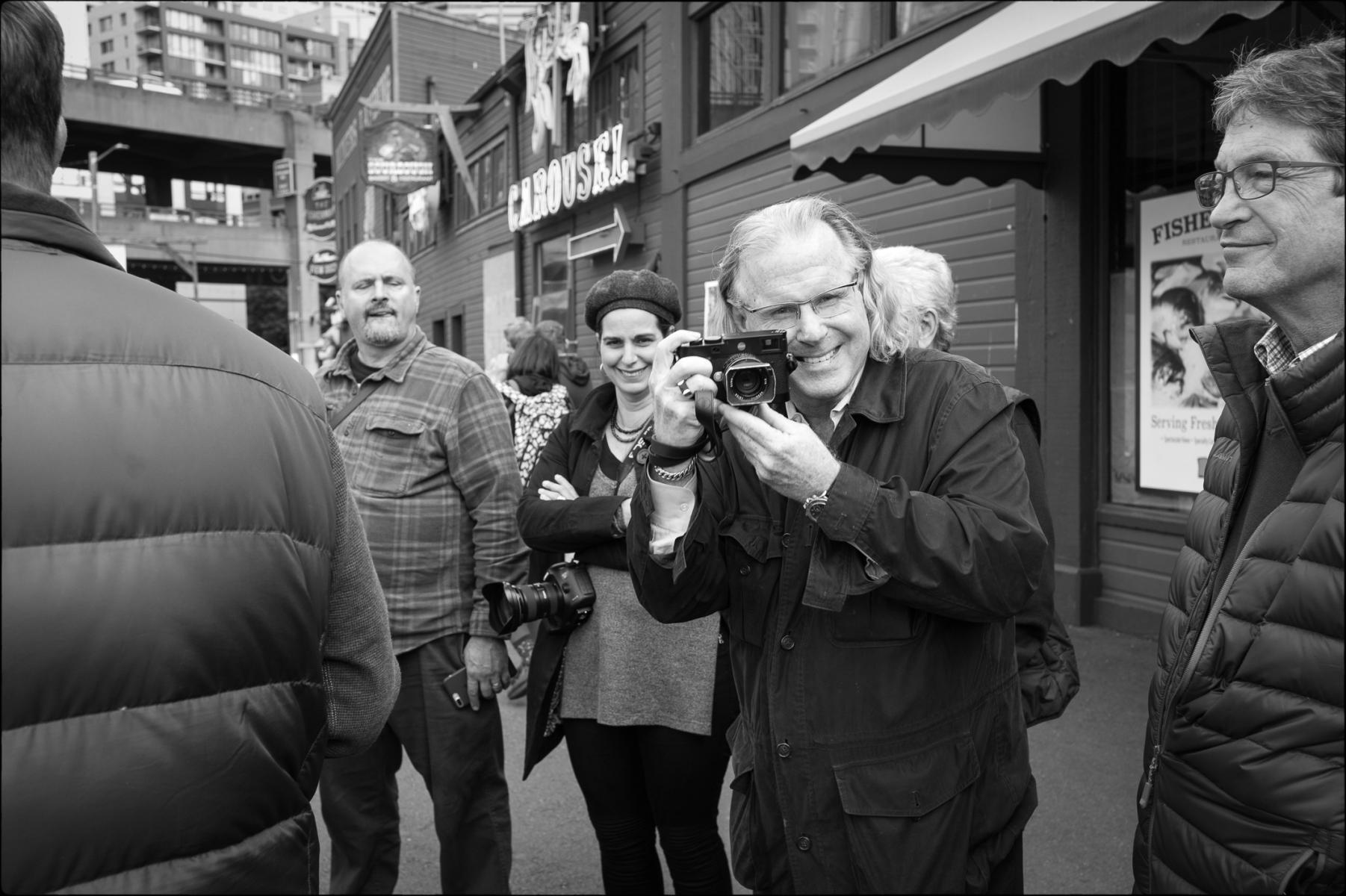 Peter Turnley, Seattle : street & stories : TIMOTHY FLOYD PHOTOGRAPHER, NATURE PHOTOGRAPHY, PHOTO ESSAYS, PHOTOJOURNALISM