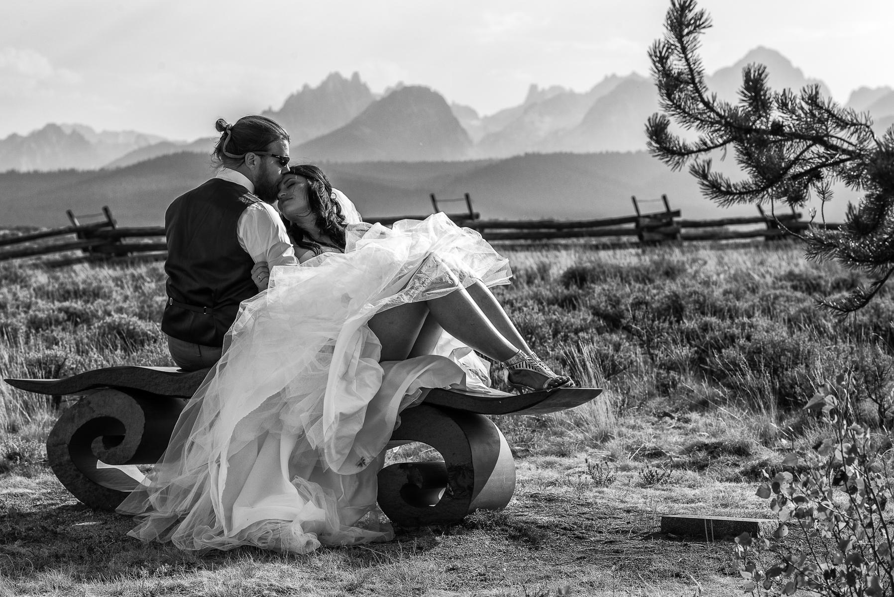 Collin and Stephanie, Stanley, Idaho : street & stories : TIMOTHY FLOYD PHOTOGRAPHER, NATURE PHOTOGRAPHY, PHOTO ESSAYS, PHOTOJOURNALISM