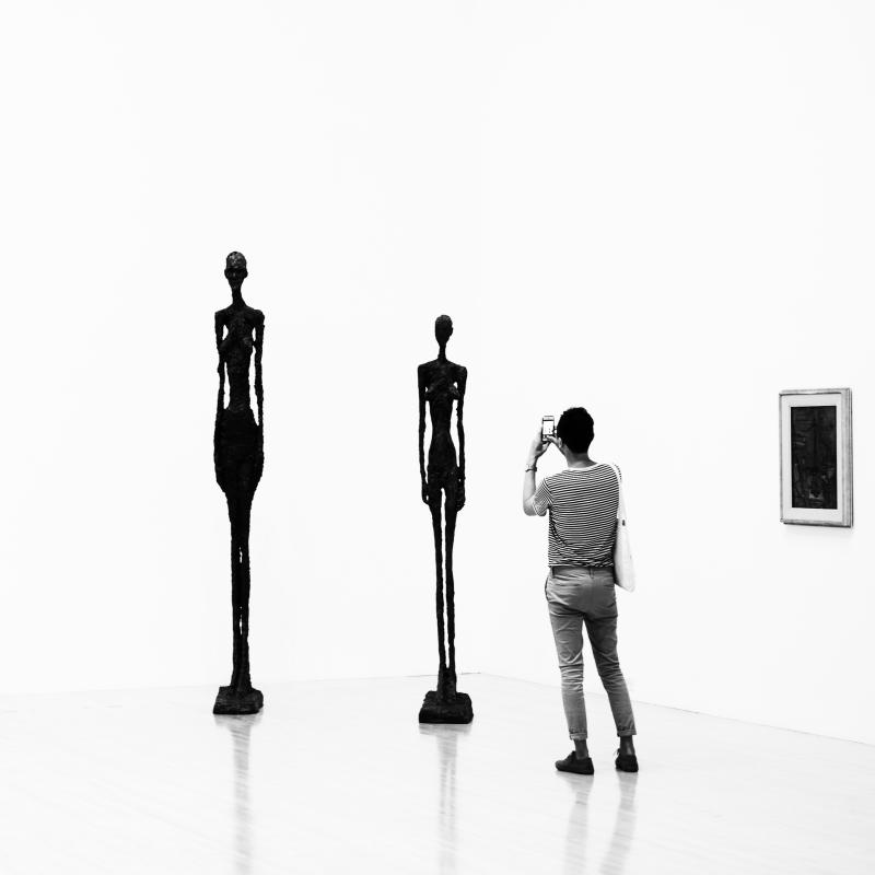 Giacometti, Museum of Contemporary Art, Los Angeles : street & stories : TIMOTHY FLOYD PHOTOGRAPHER, NATURE PHOTOGRAPHY, PHOTO ESSAYS, PHOTOJOURNALISM